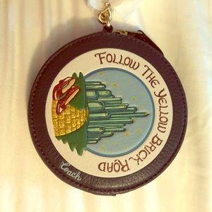 Coach Wizard of Oz coin purse